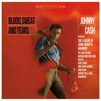 Cash ,Johnny - Blood ,Sweat And Tears + bonus tracks (180gr lp)